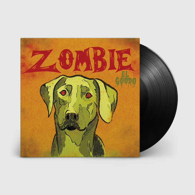 El Goodo: Zombie: Limited Edition Vinyl (250) + Signed Card