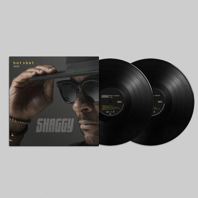 Shaggy: HOT SHOT 2020 2LP