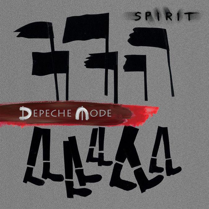 Depeche Mode: Spirit: Etched 180g Vinyl