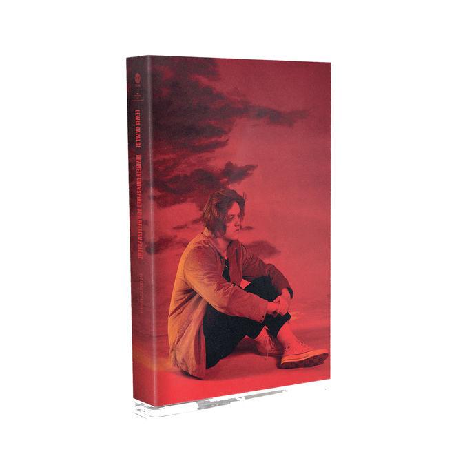 Lewis Capaldi: Lewis Capaldi DUTAHE Limited Edition Cassette