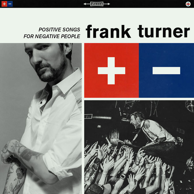 Frank Turner: Positive Songs For Negative People Standard CD Album