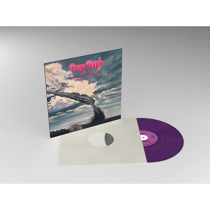 Deep Purple: Stormbringer (Purple Coloured Vinyl)