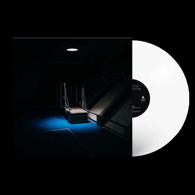 JOHN: Nocturnal Manoeuvres: Polar White Vinyl LP
