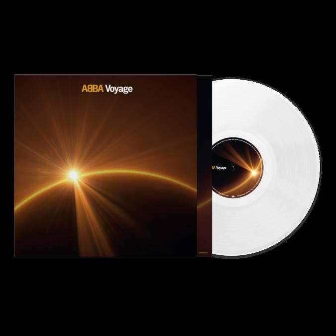 Abba: Voyage (Store Exclusive White Vinyl)