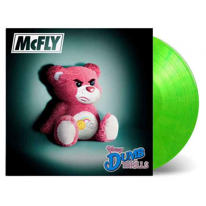 McFly: Young Dumb Thrills: Limited Edition Green Vinyl