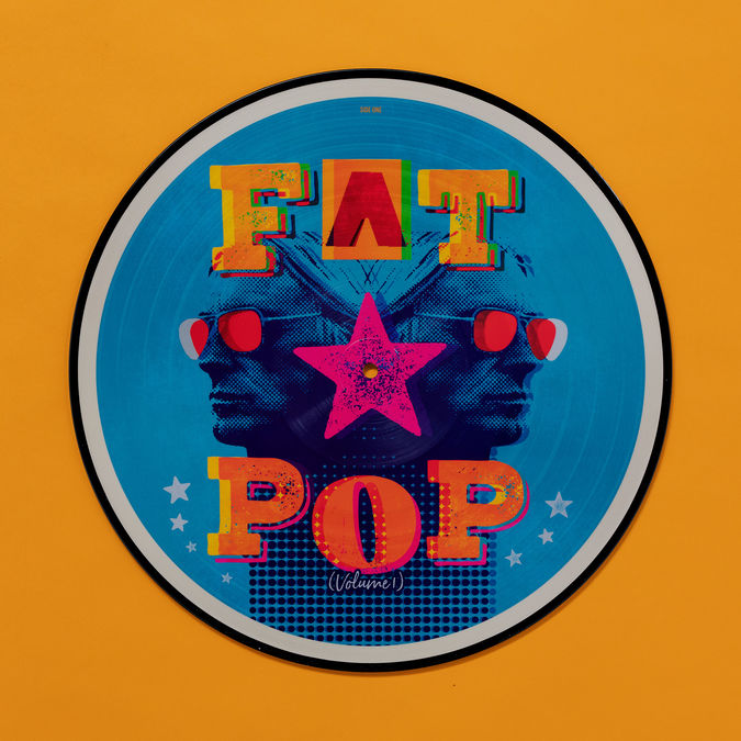 Paul Weller: Fat Pop Picture Disc