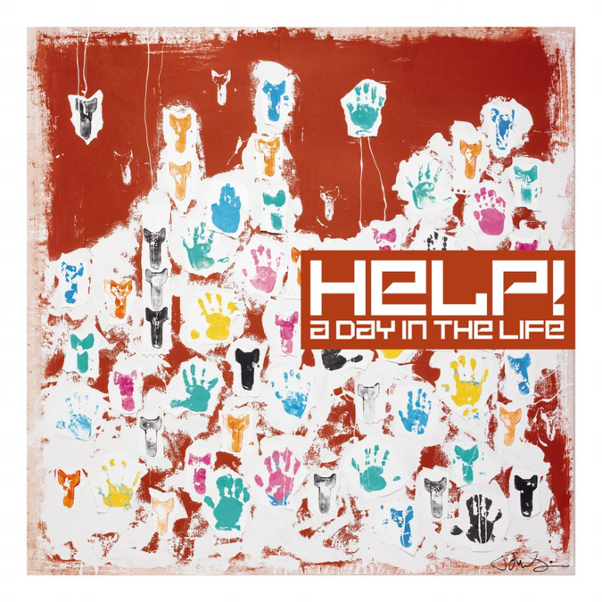 Various Artists: Help! A Day In The Life: Black Vinyl 2LP