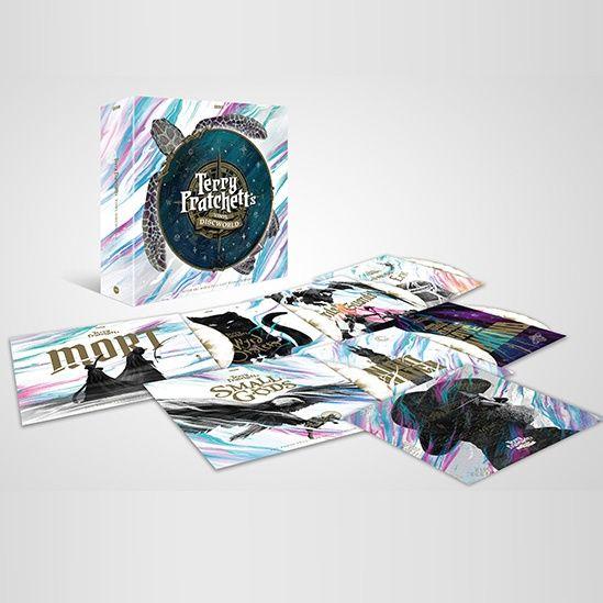 Original Soundtrack: Terry Pratchett's Vinyl Discworld: 15-LP Colour Vinyl Box Set