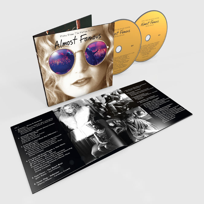 Various Artists: Almost Famous - 20th Anniversary: 2CD