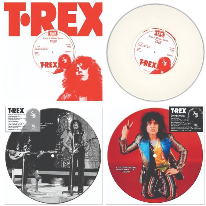 T. Rex: T. Rex: Limited Edition Singles Bundle