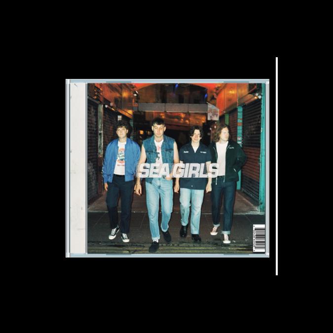 Sea Girls: Homesick: CD