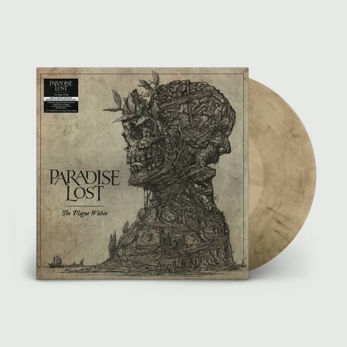 Paradise Lost: Plague Within: Limited Edition 180gm Smoke Vinyl + Etching