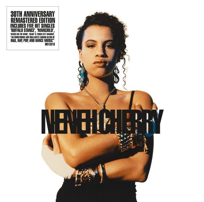 Neneh Cherry: Raw Like Sushi: CD