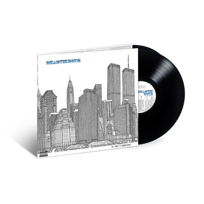 Beastie Boys: To The 5 Boroughs
