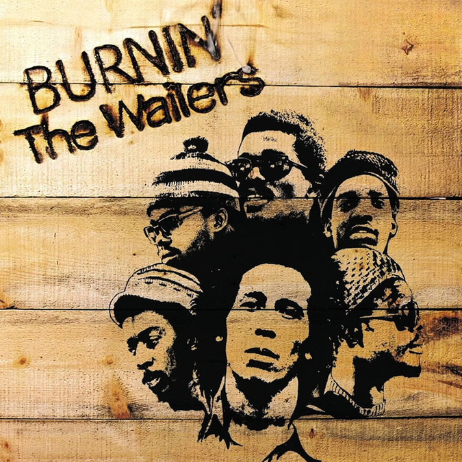 Bob Marley and The Wailers: Burnin' (Remastered)