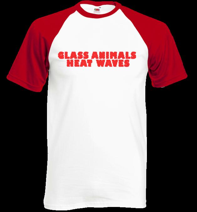 Glass Animals: HEATWAVES RINGER T-SHIRT