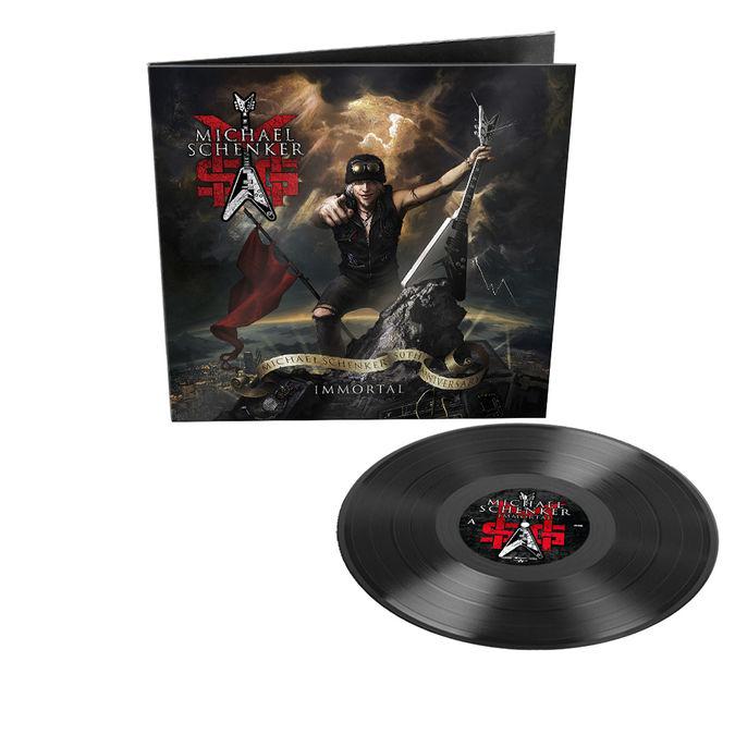 MSG: Immortal: Limited Edition Gatefold Vinyl (inc poster)