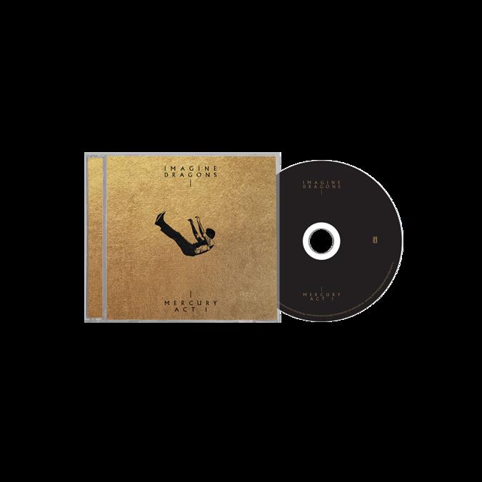 Imagine Dragons: Mercury: Act 1 (Standard CD)