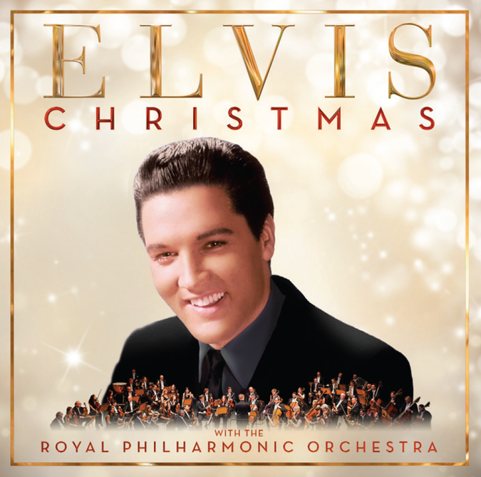 Elvis Presley: Christmas With The Royal Philharmonic Orchestra