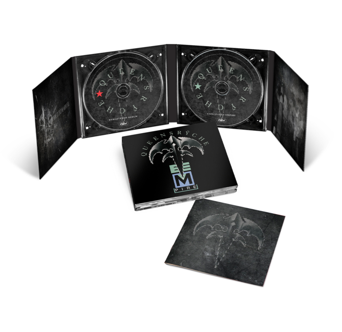 Queensryche: Empire: 2CD
