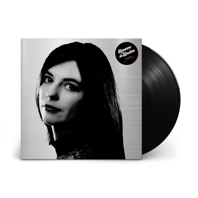 Roxanne De Bastion : You & Me, We Are The Same: Vinyl LP in Mirrorboard Sleeve + Signed Print
