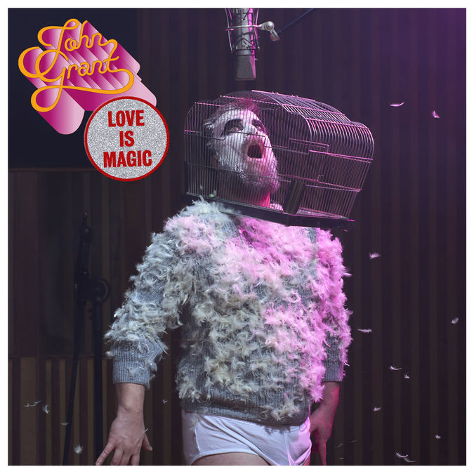 John Grant: Love Is Magic: Deluxe Clear Vinyl