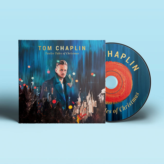 Tom Chaplin: Twelve Tales of Christmas <br>(Standard CD)