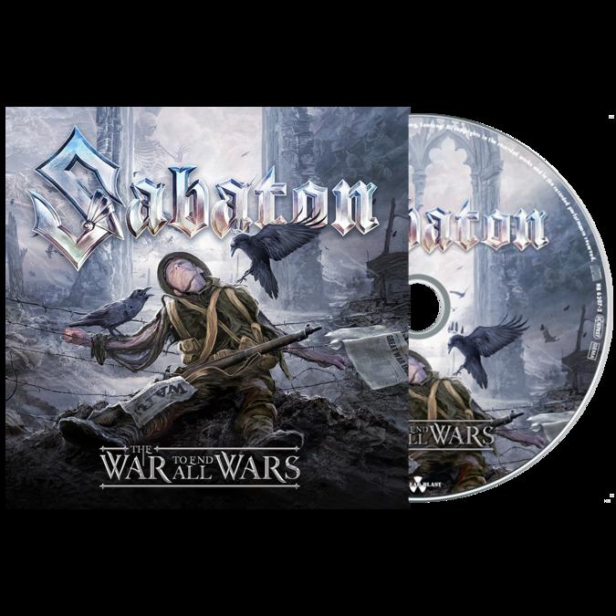 Sabaton: The War To End All Wars: CD