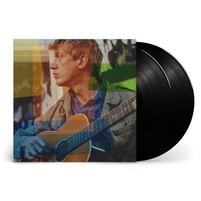 Steve Gunn: Other You: Black Vinyl 2LP