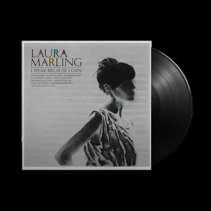 Laura Marling: I Speak Because I Can: Vinyl LP