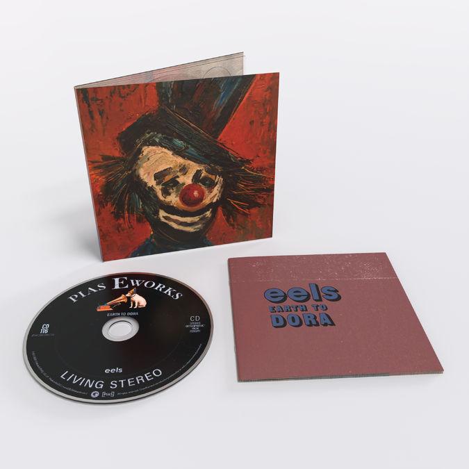 Eels: Earth To Dora CD