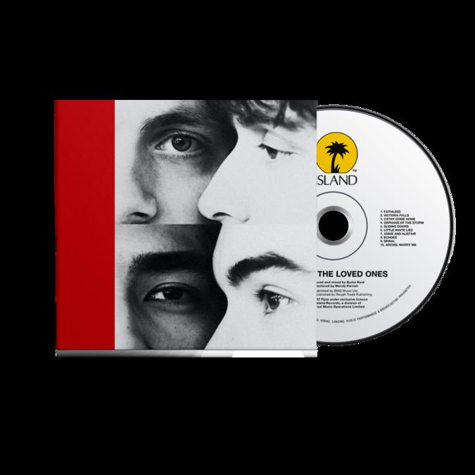 Flyte: THE LOVED ONES CD