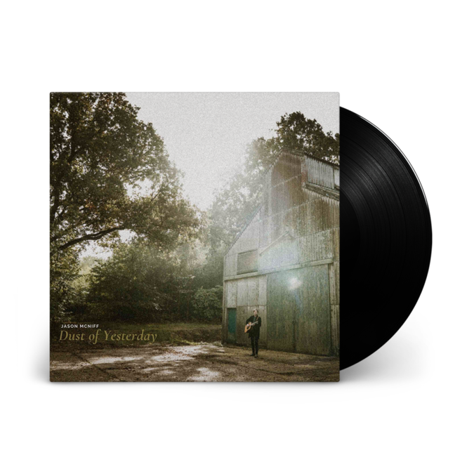 Jason McNiff: Dust of Yesterday: Vinyl LP