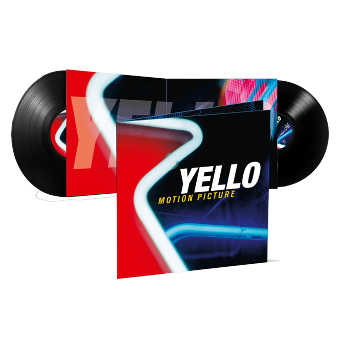 Yello: Motion Picture: Vinyl Reissue