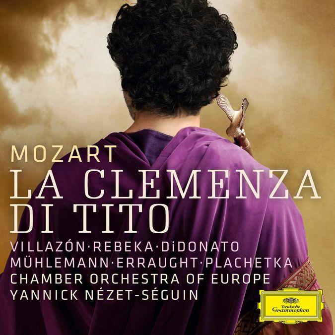 Chamber Orchestra Of Europe: Mozart: La clemenza di Tito, K621