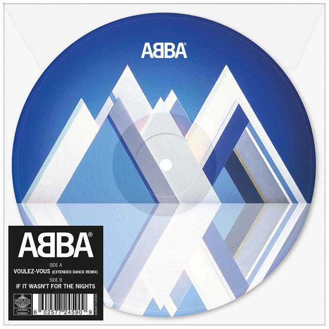 Abba: Voulez-Vous Extended Dance Mix 7