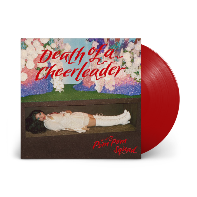 Pom Pom Squad: Death of a Cheerleader: Limited Edition Red Vinyl