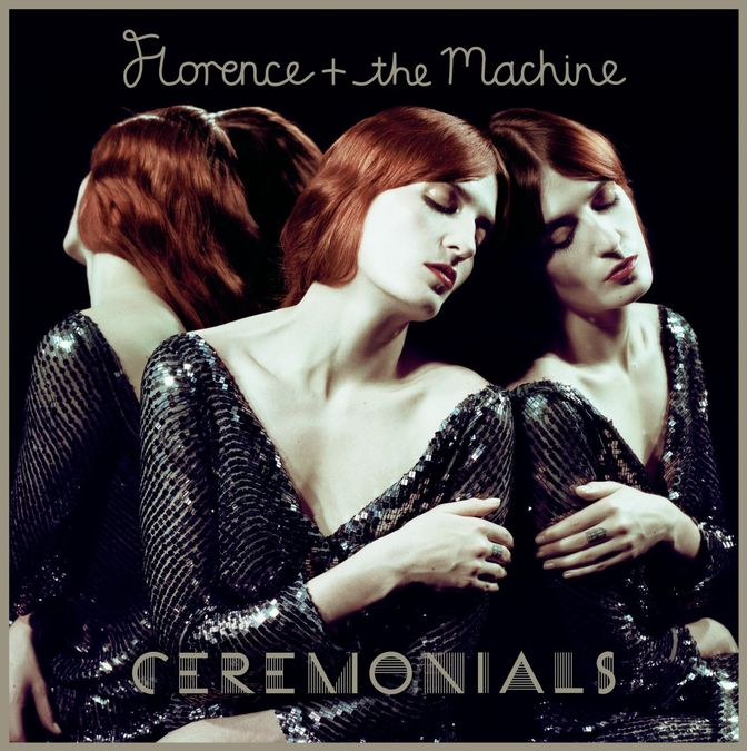 Florence + The Machine: Ceremonials CD Album