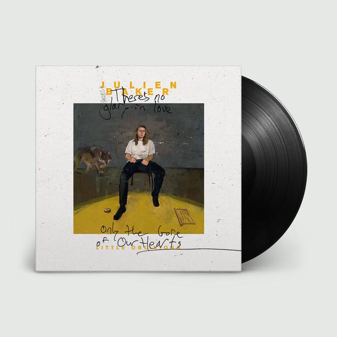 Julien Baker: Little Oblivions: Black Vinyl