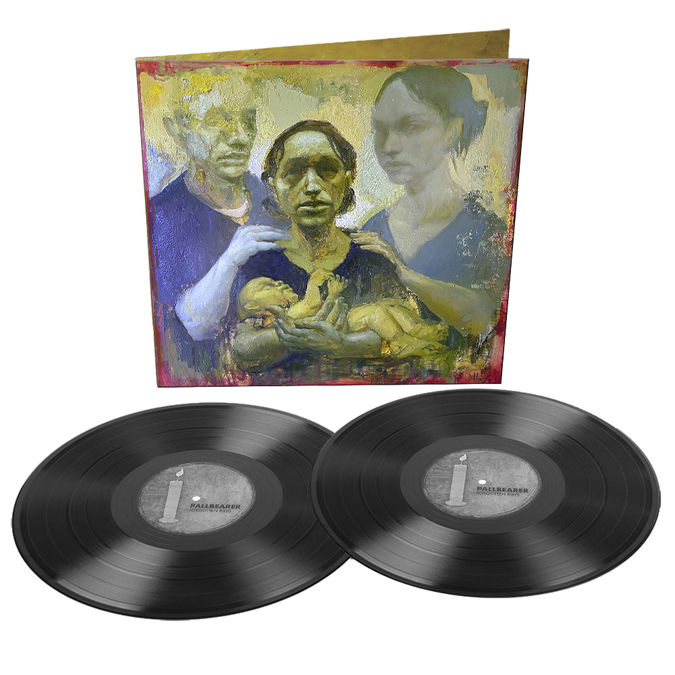 Pallbearer: Forgotten Days: Limited Edition Gatefold Double Vinyl