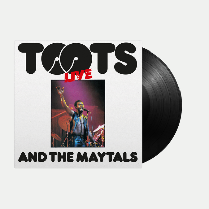 Toots & The Maytals: Live