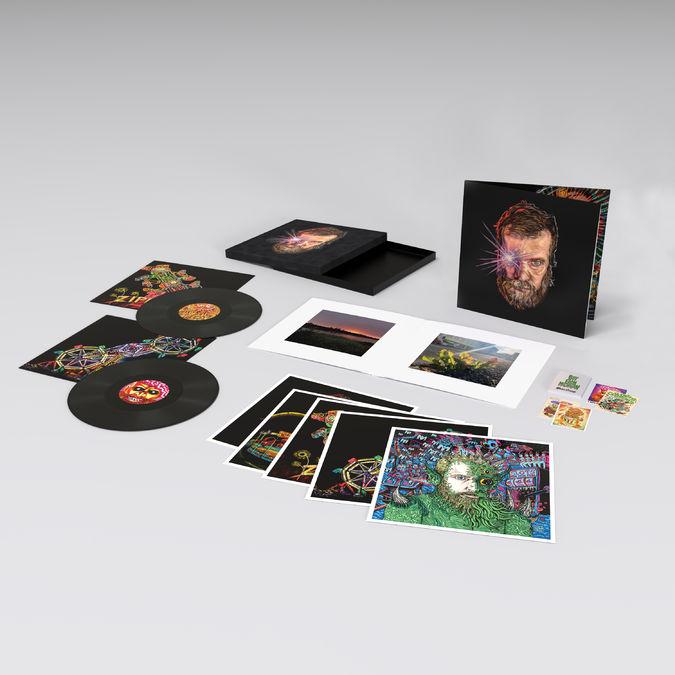 John Grant: Boy From Michigan: Deluxe Vinyl Box Set