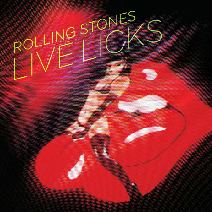 The Rolling Stones: Live Licks (Remastered)