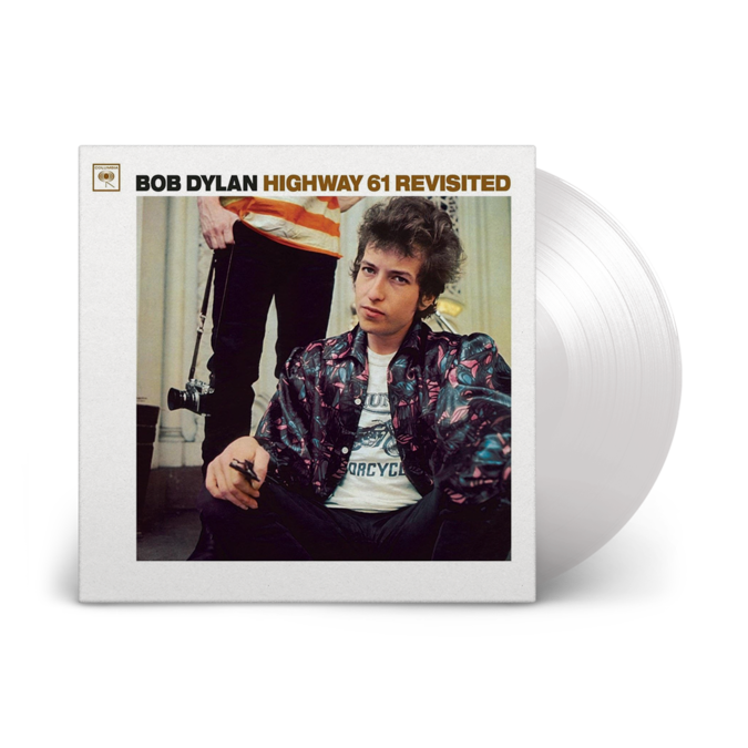 Bob Dylan: Highway 61 Revisited: Limited Edition Clear Vinyl LP