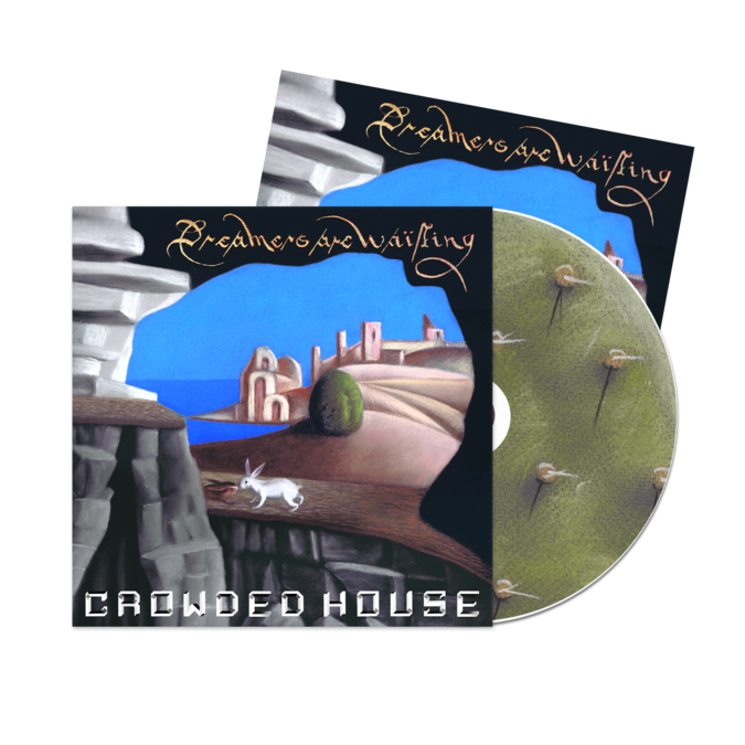 Crowded House: Dreamers Are Waiting Signed CD