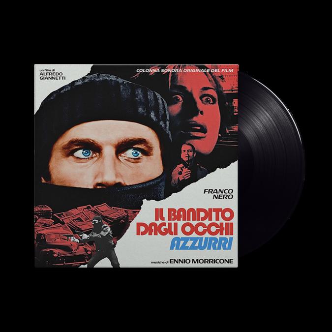 Ennio Morricone: Il Bandito Dagli Occhi Azzurri