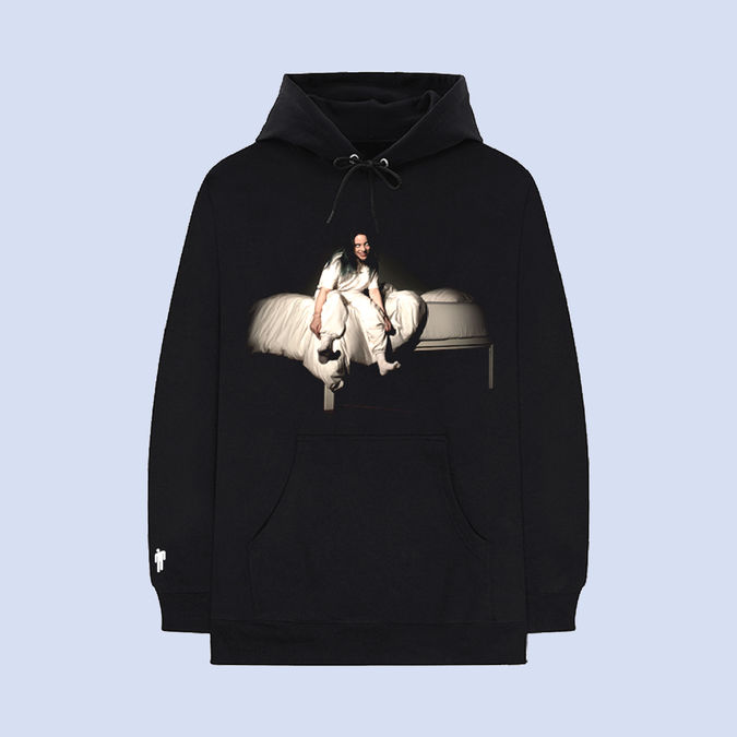 Billie Eilish: sweet dreams hoodie