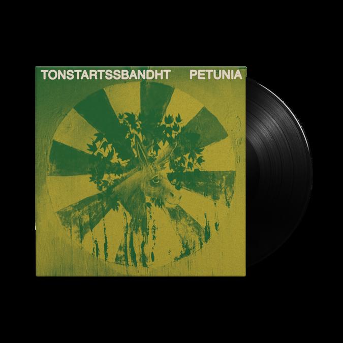 Tonstartssbandht: Petunia: Signed Exclusive Vinyl LP