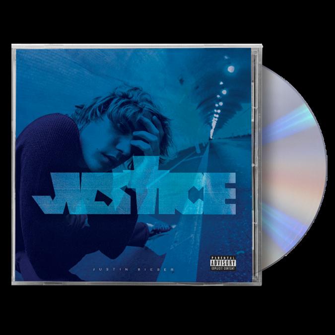 justin bieber: JUSTICE ALTERNATE COVER III CD