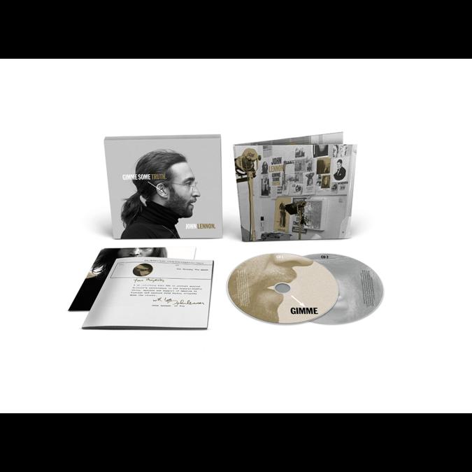 John Lennon: GIMME SOME TRUTH. Deluxe CD